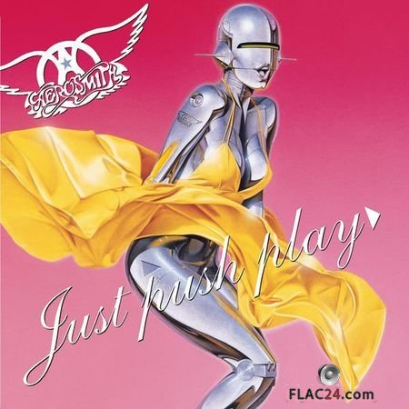 Aerosmith - Just Push Play (2012 Remaster) (2001, 2015) (24bit Hi-Res) FLAC