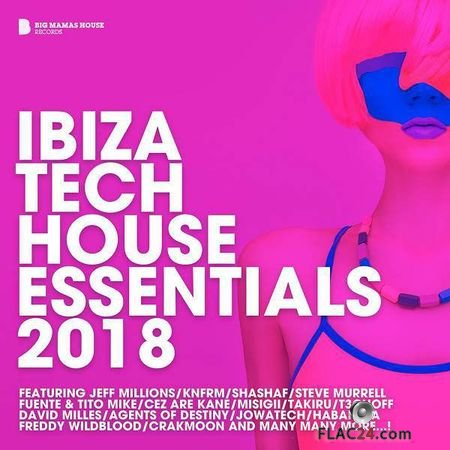 VA - Ibiza Tech House Essentials 2018 (2018) FLAC