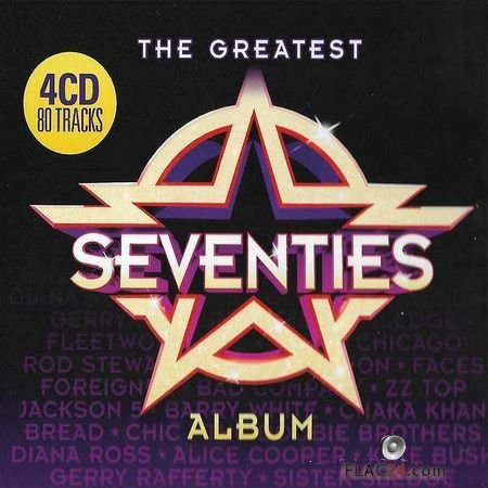 VA - The Greatest Seventies Album (2018) (4CD) FLAC