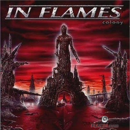 In Flames - Colony (1999, 2009) FLAC (tracks + .cue)