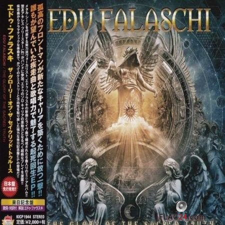 Edu Falaschi - The Glory Of The Sacred Truth (2018) FLAC (image + .cue)