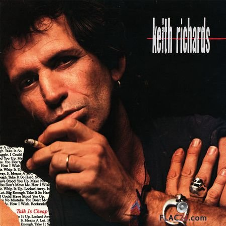 Keith Richards – Talk Is Cheap 1988 (2018)  (24bit Hi-Res) FLAC