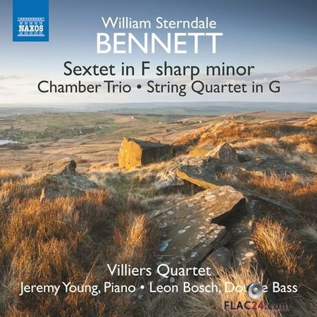 Villiers Quartet – Bennett: Piano Sextet, Chamber Trio and String Quartet (2018) (24bit Hi-Res) FLAC