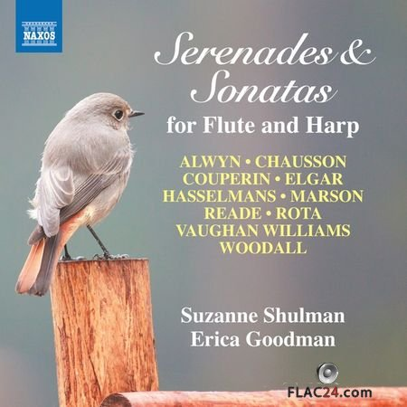 Suzanne Shulman and Erica Goodman – Serenades and Sonatas for Flute and Harp (2018) (24bit Hi-Res) FLAC