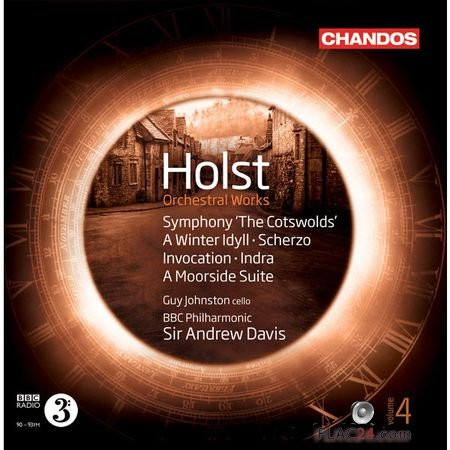 BBC Philharmonic Orchestra – Holst Orchestral Works, Vol. 4 (2018) (24bit Hi-Res) FLAC