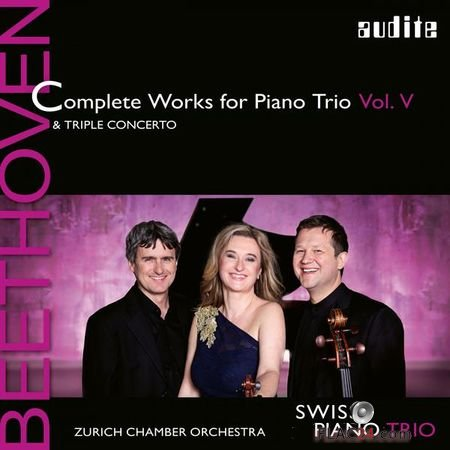 Schweizer Klaviertrio – Beethoven: Complete Works for Piano Trio, Vol. 5 (2018) (24bit Hi-Res) FLAC