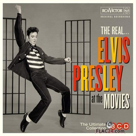 Elvis Presley - The Real... Elvis Presley At The Movies (2018) 3CD FLAC (tracks + .cue)