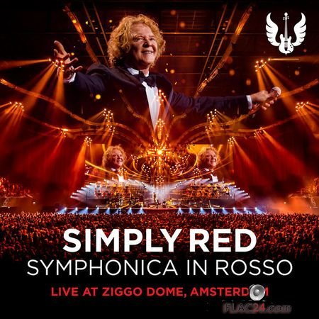Simply Red - Symphonica in Rosso (Live at Ziggo Dome, Amsterdam) (2018) FLAC