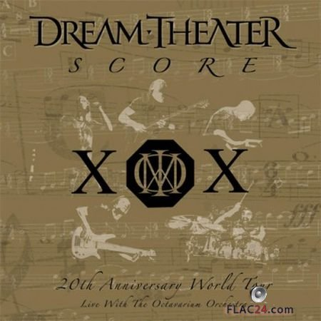 Dream Theater - Score 20th Anniversary World Tour (2006, 2014) (24bit Hi-Res) FLAC (tracks)