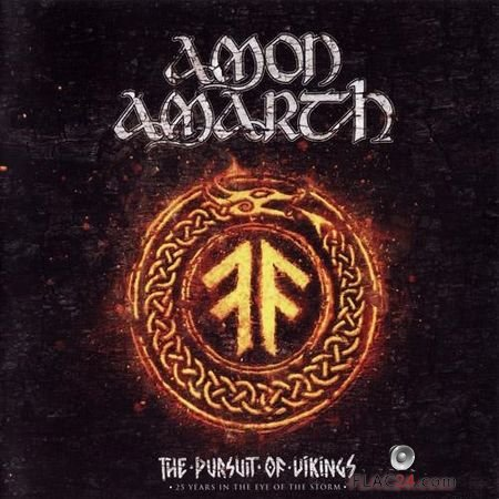 Amon Amarth - The Pursuit of Vikings - Live at Summer Breeze (2018) FLAC (image + .cue)