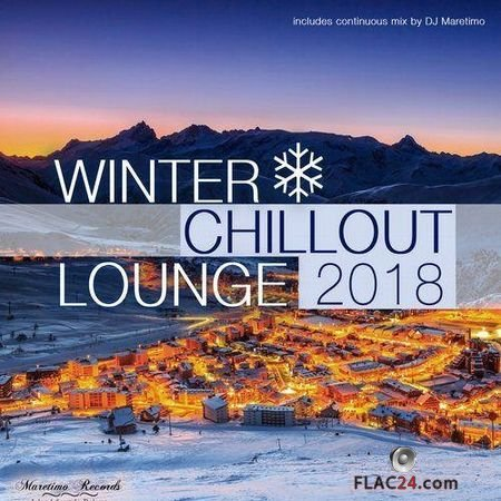 VA - Winter Chillout Lounge 2018 - Smooth Lounge Sounds For The Cold Season (2018) FLAC (tracks)
