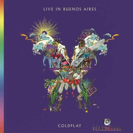 Coldplay – Live In Buenos Aires (2018) FLAC