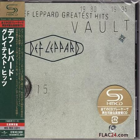 Def Leppard - Greatest Hits - Vault 1980-1995 (1995) WavPack (image+.cue)