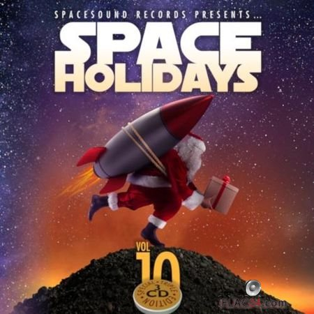 VA - Space Holidays Vol. 10 (2018) FLAC (tracks)