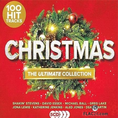 VA - Ultimate Christmas (2018) FLAC (tracks + .cue)