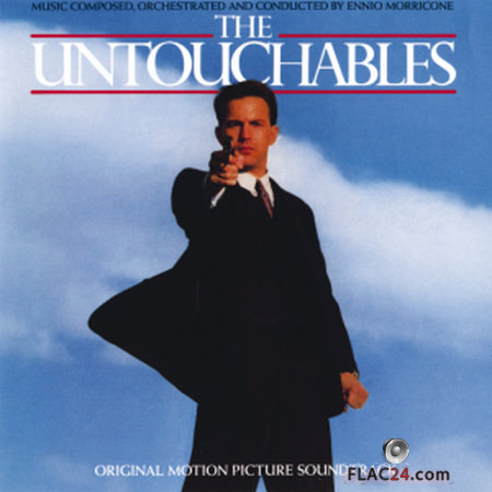 Ennio Morricone - The Untouchables (Original Motion Picture Soundtrack) (2016) FLAC