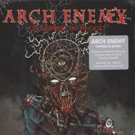 Arch Enemy - Covered In Blood (2019) FLAC (image + .cue)