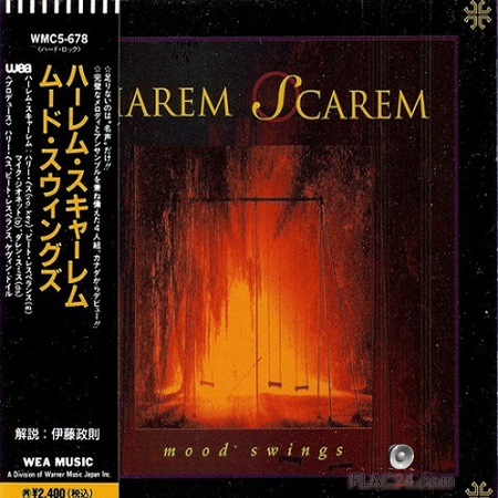 Harem Scarem - Mood Swings (1993) FLAC (image + .cue)