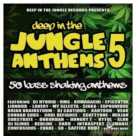 VA - Deep In The Jungle Anthems 5 (2019) FLAC (tracks)