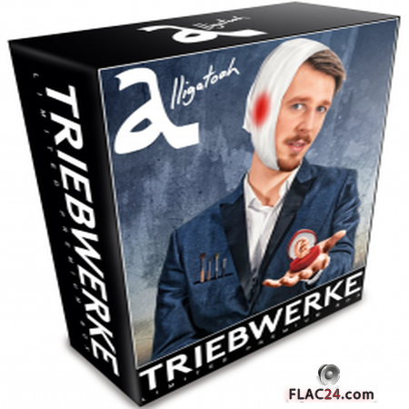 Alligatoah - Triebwerke (2013) [3CD Limited Premium Box] FLAC