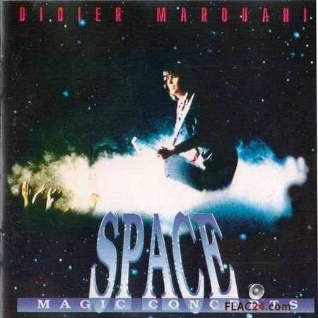 Didier Marouani & Space - Space Magic Concerts (1995) FLAC (image + .cue)