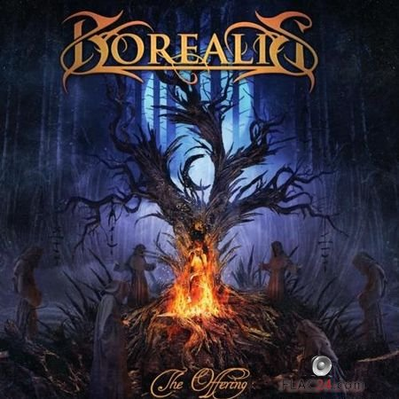 Borealis - The Offering (2018) FLAC (tracks)