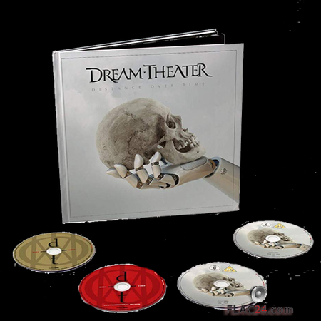 Dream Theater - Distance Over Time (2019) (Limited Edition) FLAC (image + .cue)