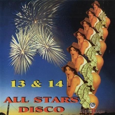 VA - All Stars Disco 13 & 14 (1999) FLAC (tracks + .cue)