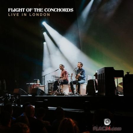 Flight of the Conchords - Live in London (2019) FLAC