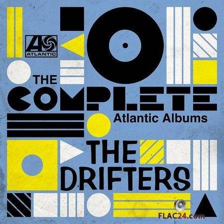 The Drifters - The Complete Atlantic Albums (2019) FLAC