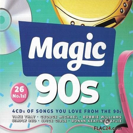 VA - Magic 90s (2019) FLAC (tracks + .cue)