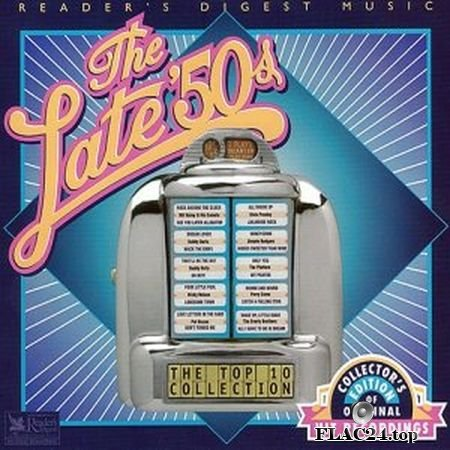 VA - The Late '50s... The Top 10 Collection (4CD Box Set) (1998) FLAC