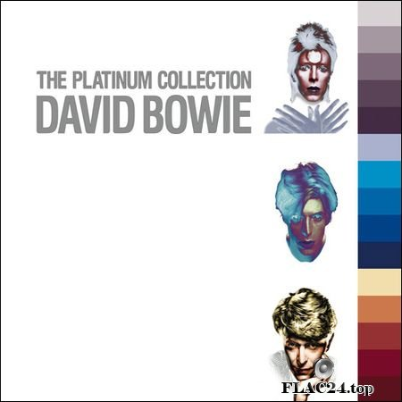 David Bowie - The Platinum Collection (3CD) (2005) FLAC (image+.cue)