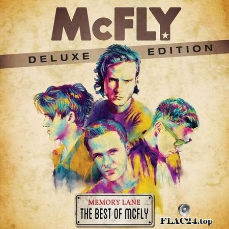 McFly - Memory Lane (The Best Of McFly) (Deluxe Edition) (2012) FLAC (tracks)