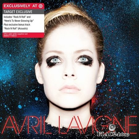 Avril Lavigne - Avril Lavigne (Target Exclusive Edition) (2013) FLAC (tracks+.cue)