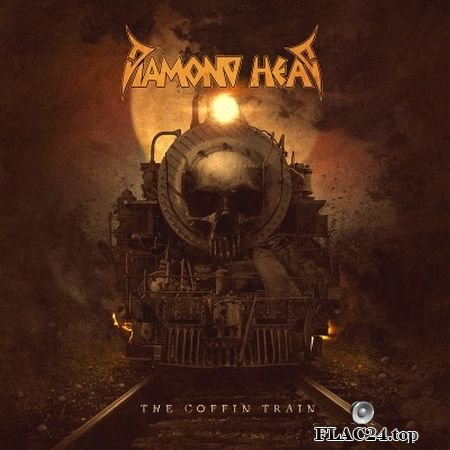 Diamond Head - The Coffin Train (2019) FLAC (tracks)