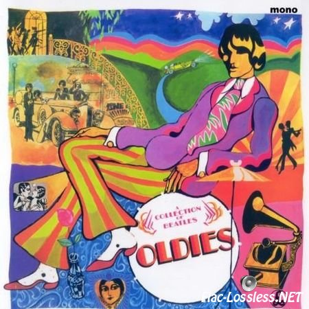 The Beatles - A Collection Of Beatles Oldies (1966, 2010) FLAC (image + .cue)
