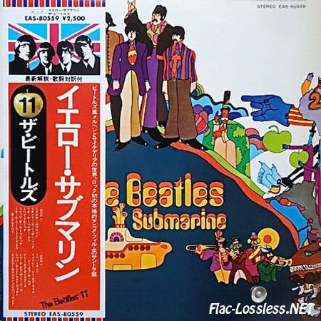 The Beatles – Yellow Submarine (Japan 1976 Reissue) (1967, 1976) FLAC (image+.cue)