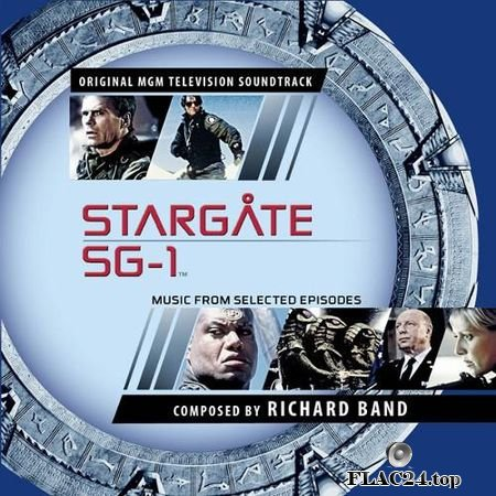Richard Band - Stargate SG-1 (Music from Selected Episodes) (1997, 2017) FLAC (tracks+.cue)