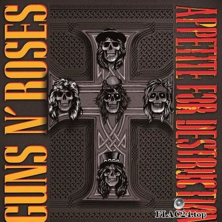 Guns N Roses - Appetite For Destruction (Super Deluxe) - 192 kHz (1987, 2018) (24bit Hi-Res) FLAC (tracks)