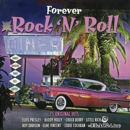 VA - Forever Rock 'N' Roll (2009) FLAC (tracks + .cue)