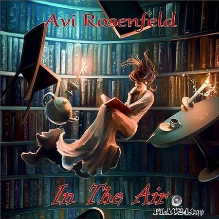 FLAC Avi Rosenfeld - In The Air (2019) (70's Hard Rock