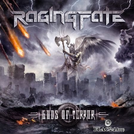 Raging Fate - Gods Of Terror (2017) FLAC (image+.cue)