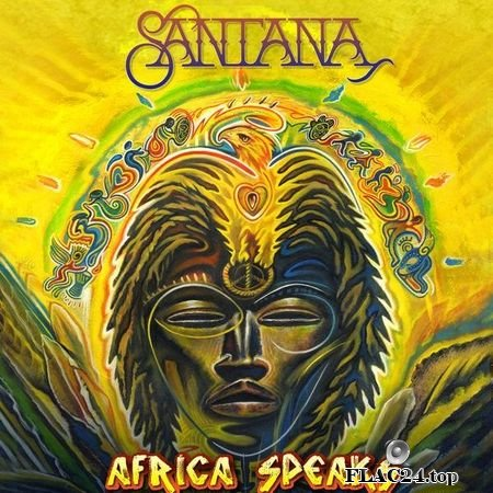 FLAC Santana - Africa Speaks (2019) 24bit lossless download Hi-Res music