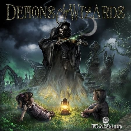 Demons & Wizards - Demons & Wizards (Remasters 2019) (Deluxe edition) (2000, 2019) (24bit Hi-Res) FLAC