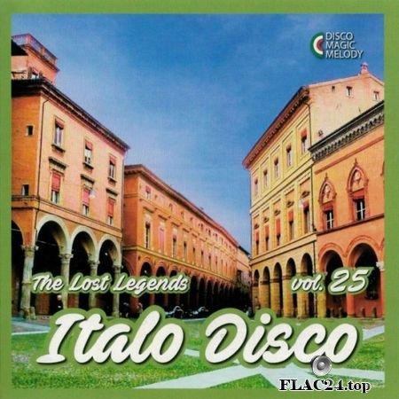 FLAC VA - Italo Disco - The Lost Legends Vol  25 (2018