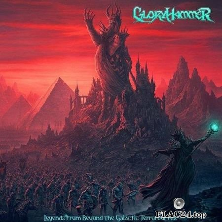 GloryHammer - Legends From Beyond The Galactic Terrorvortex (2019) FLAC (image + .cue)