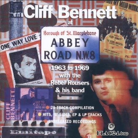 Cliff Bennett - At Abbey Road 1963-1969 (1998) FLAC (tracks + .cue)