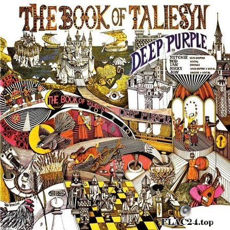FLAC Deep Purple - The Book Of Taliesyn (1968, 2015) 24bit lossless