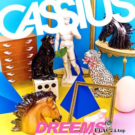 FLAC Cassius – Dreems (2019) 24bit lossless download Hi-Res